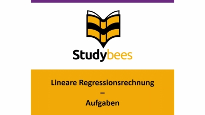 Aufgabe: Lineare Regression