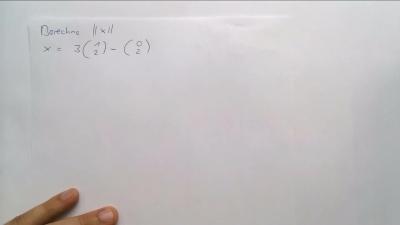 Aufgabe Matrixalgebra