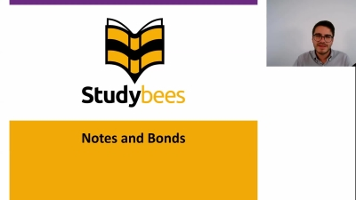 Notes and Bonds