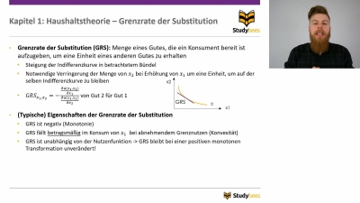 Grenzrate der Substitution