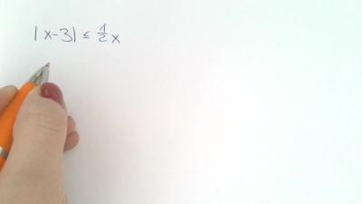 Aufgabe Ungleichungen