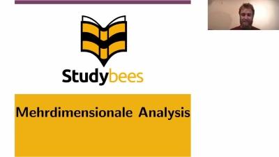 Mehrdimensionale Analysis - Einführung