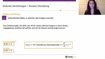 Poisson-Verteilung