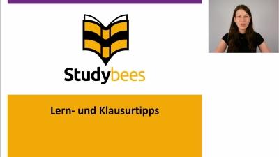 Lern- und Klausurtipps